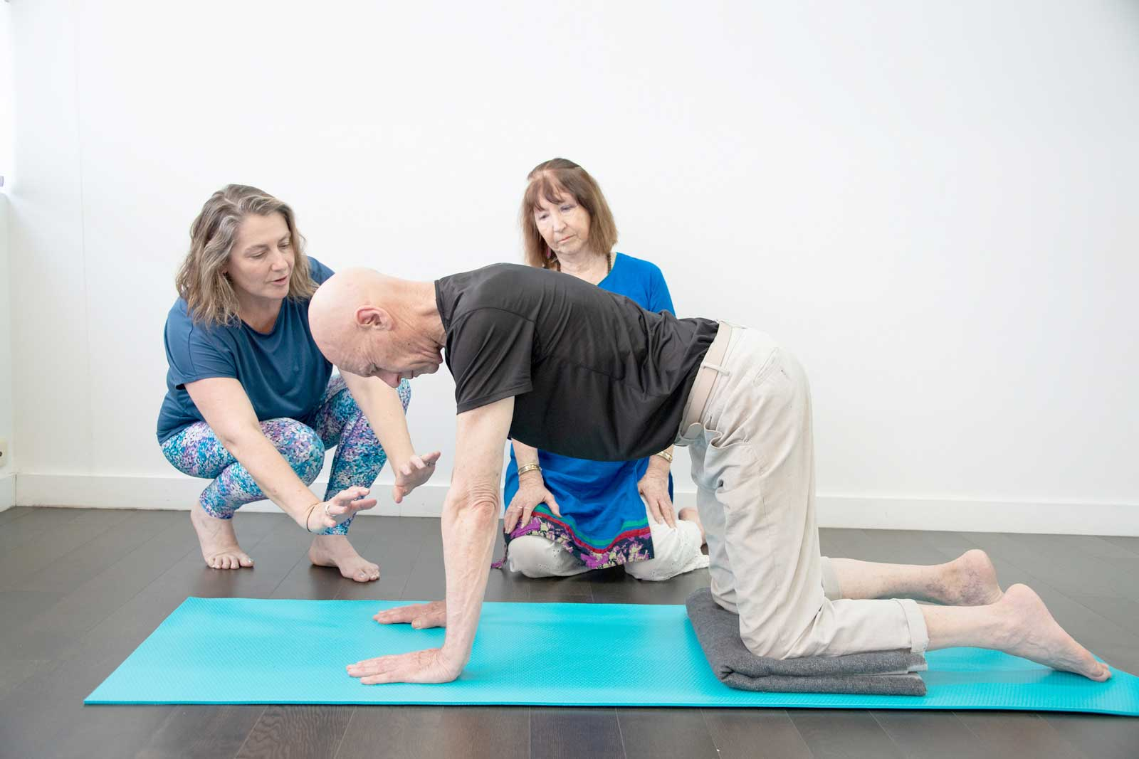 Communication & Compliance in Yoga Therapy